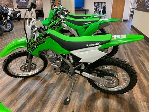 2021 Kawasaki KLX 140R F in Statesville, North Carolina - Photo 1