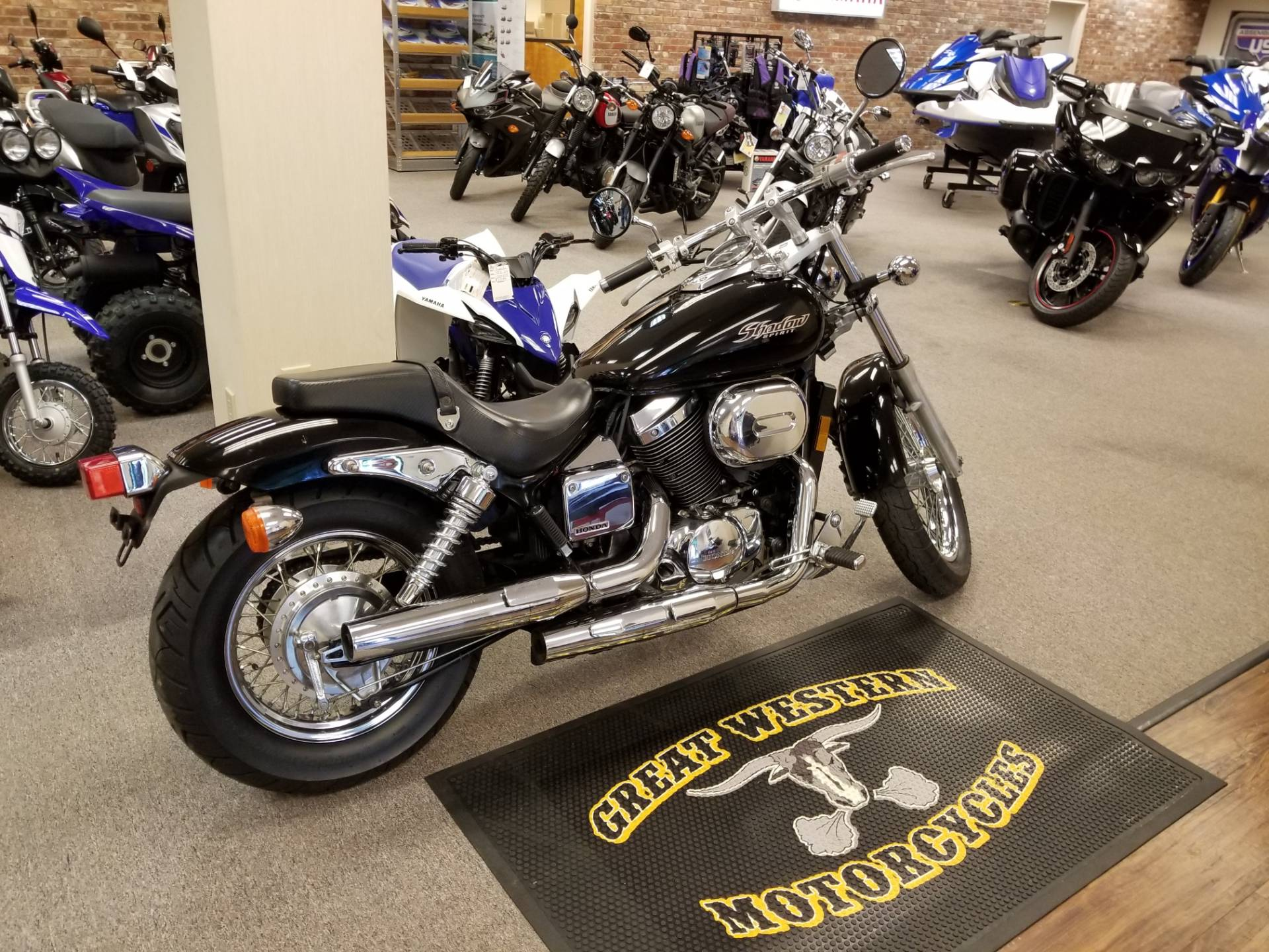 Delightful 2005 Honda Shadow Spirit™ 750 In Statesville, North Carolina