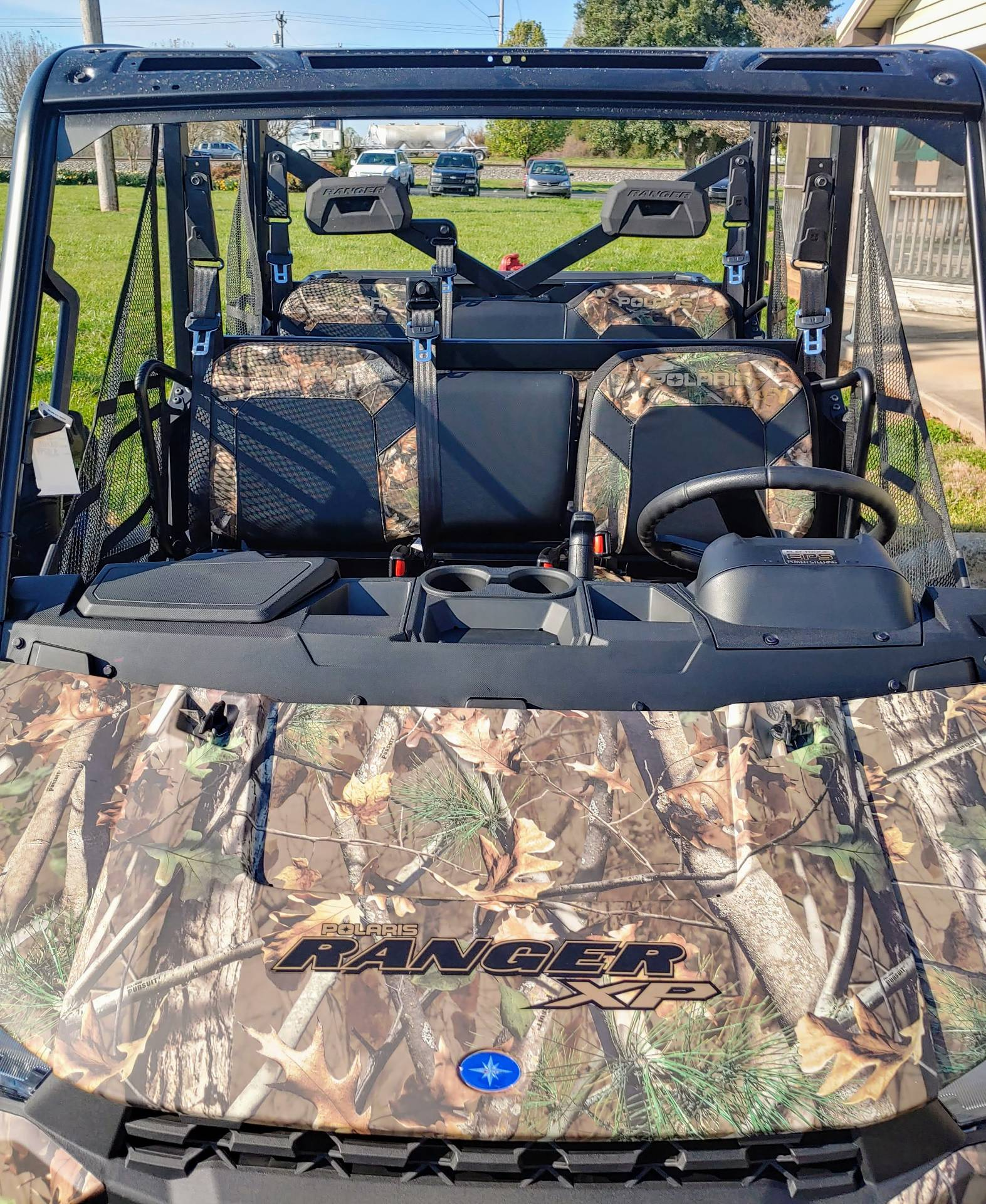 2019 Polaris Ranger Crew XP 1000 EPS Premium in Statesville, North Carolina - Photo 6