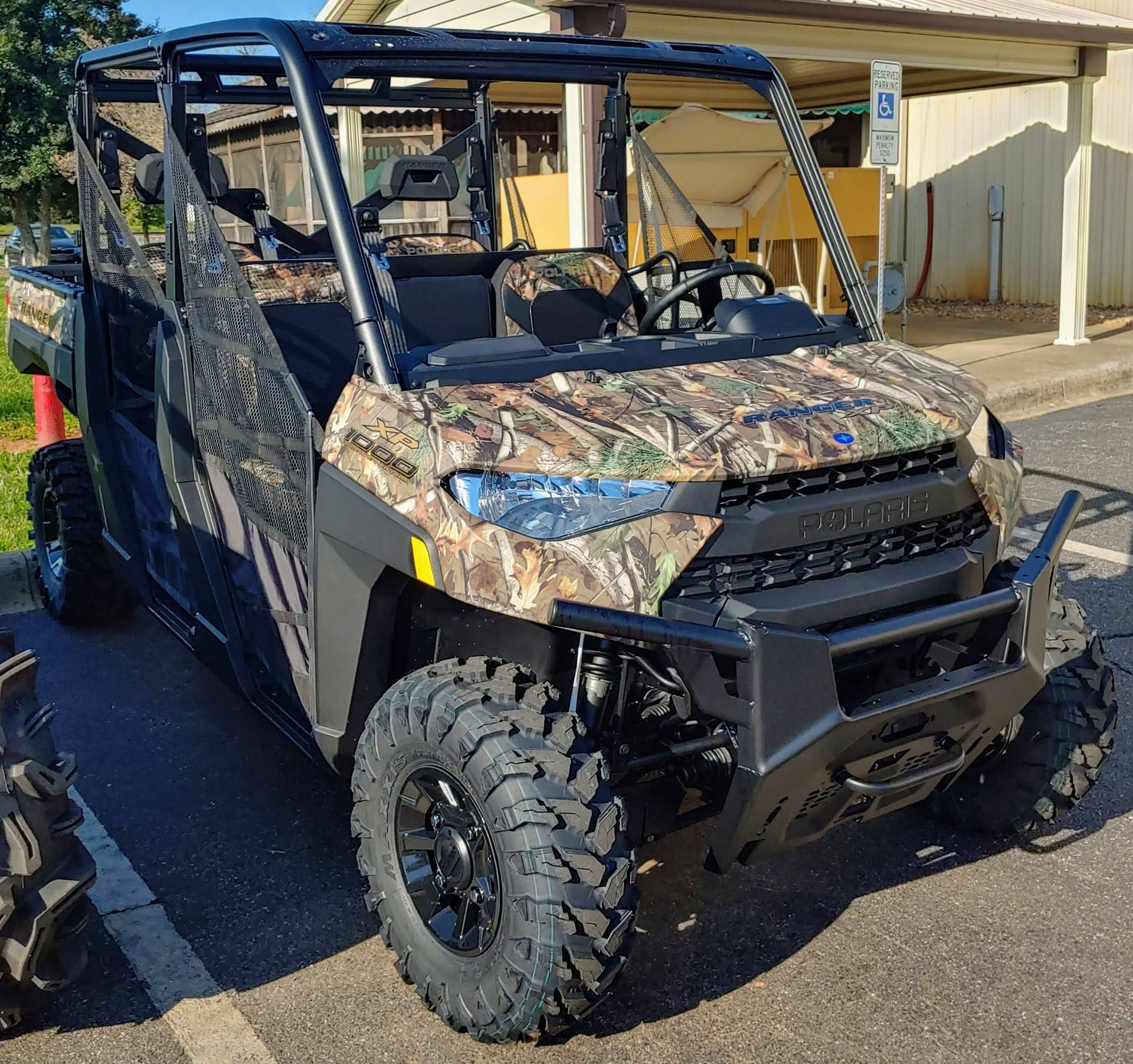 2019 Polaris Ranger Crew XP 1000 EPS Premium in Statesville, North Carolina - Photo 2