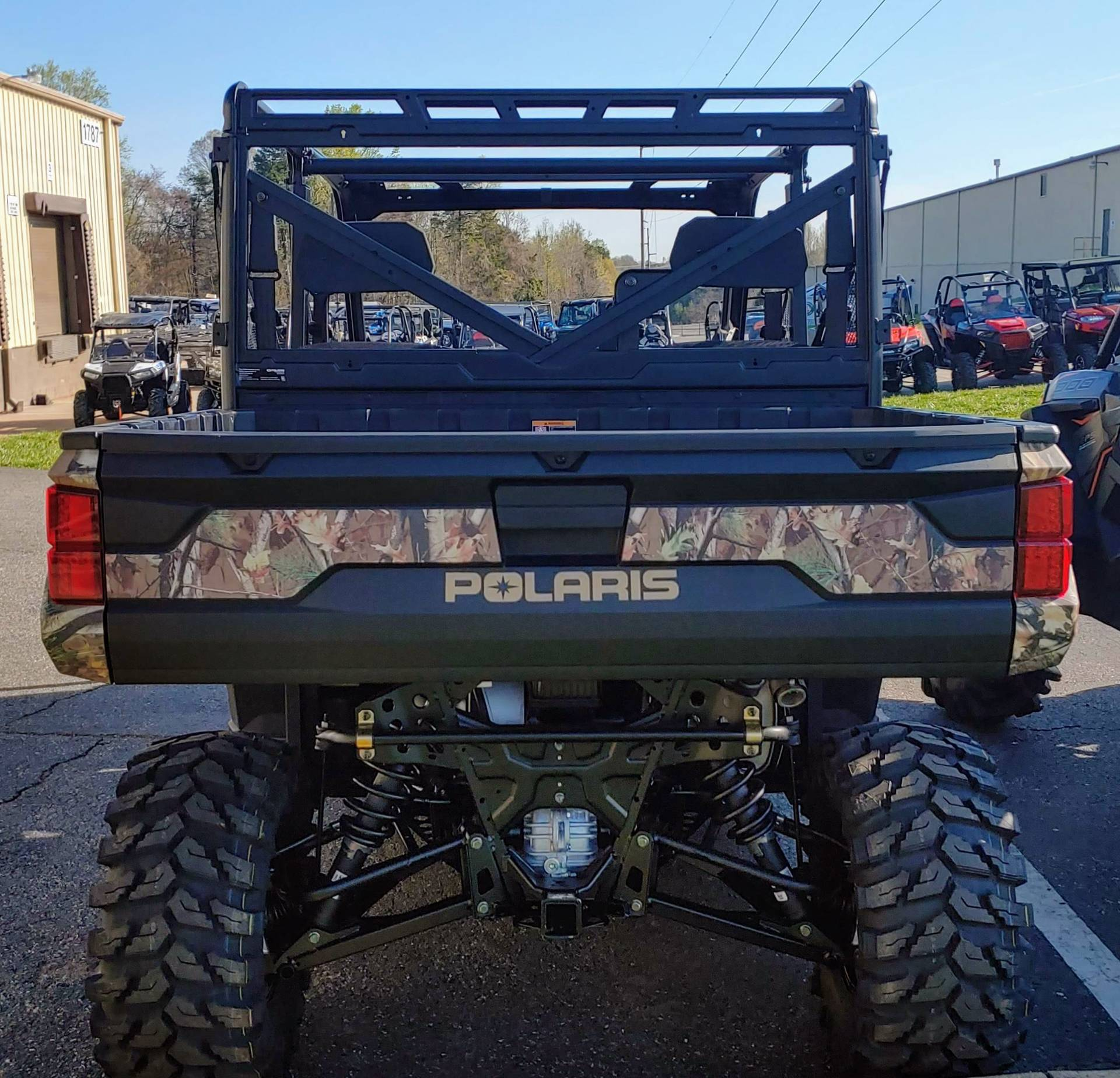 2019 Polaris Ranger Crew XP 1000 EPS Premium in Statesville, North Carolina - Photo 5