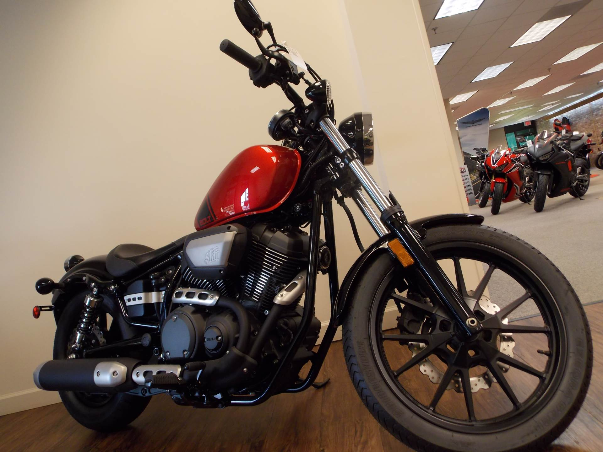 2015 Yamaha Bolt in Statesville, North Carolina - Photo 5