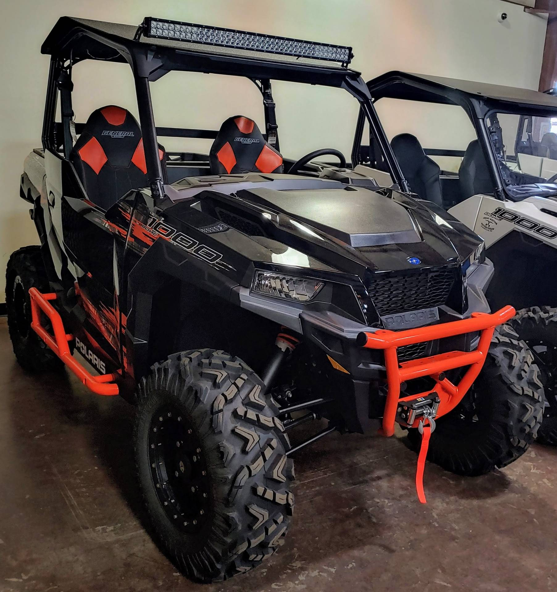 2019 Polaris General 1000 EPS LE in Statesville, North Carolina - Photo 3