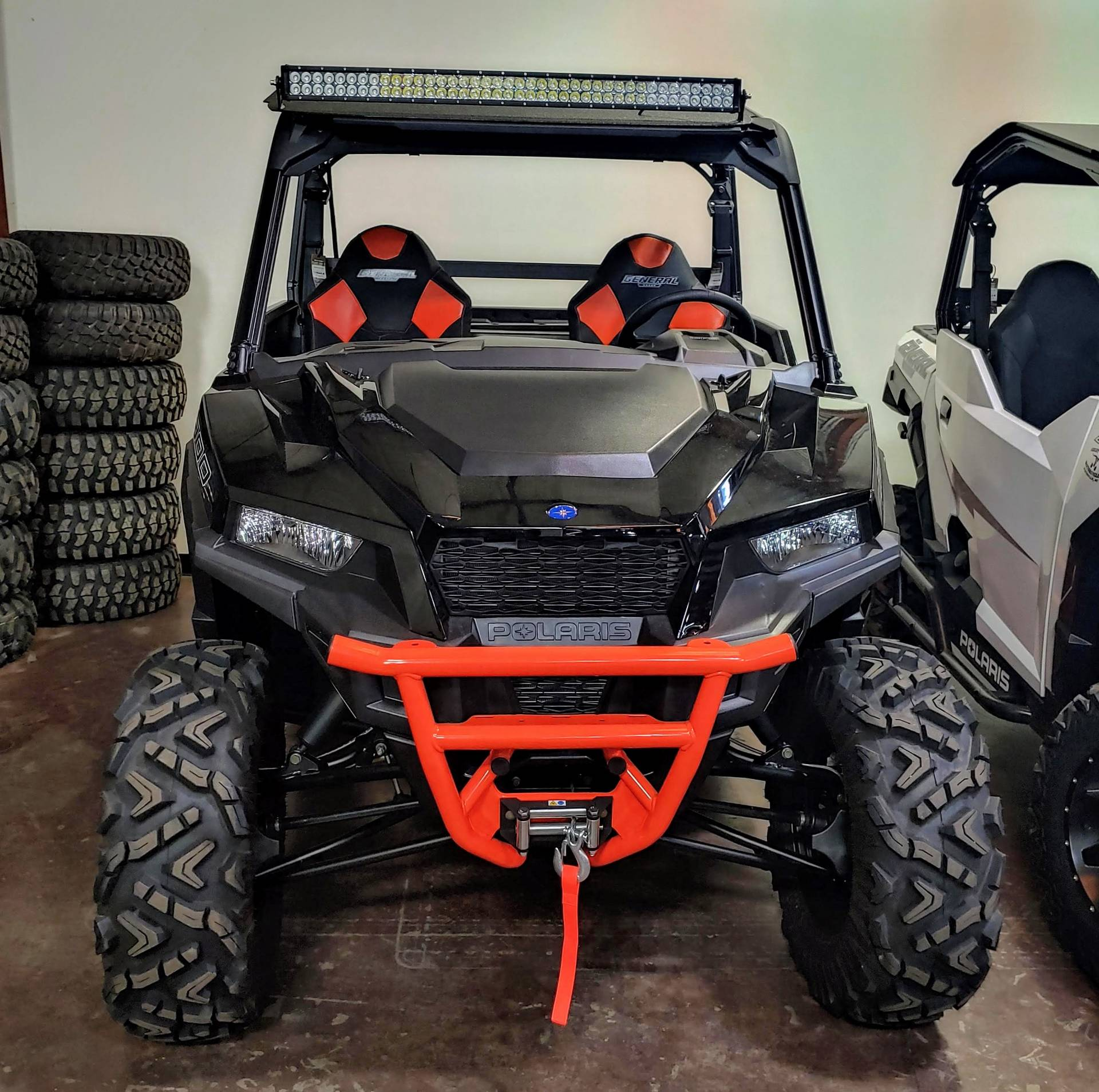 2019 Polaris General 1000 EPS LE in Statesville, North Carolina - Photo 4