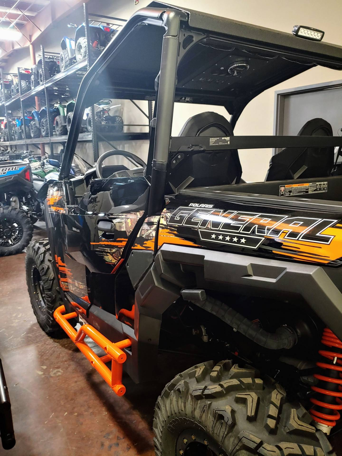 2019 Polaris General 1000 EPS LE in Statesville, North Carolina - Photo 6