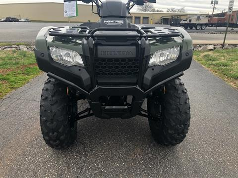 2020 Honda FourTrax Rancher in Statesville, North Carolina - Photo 3