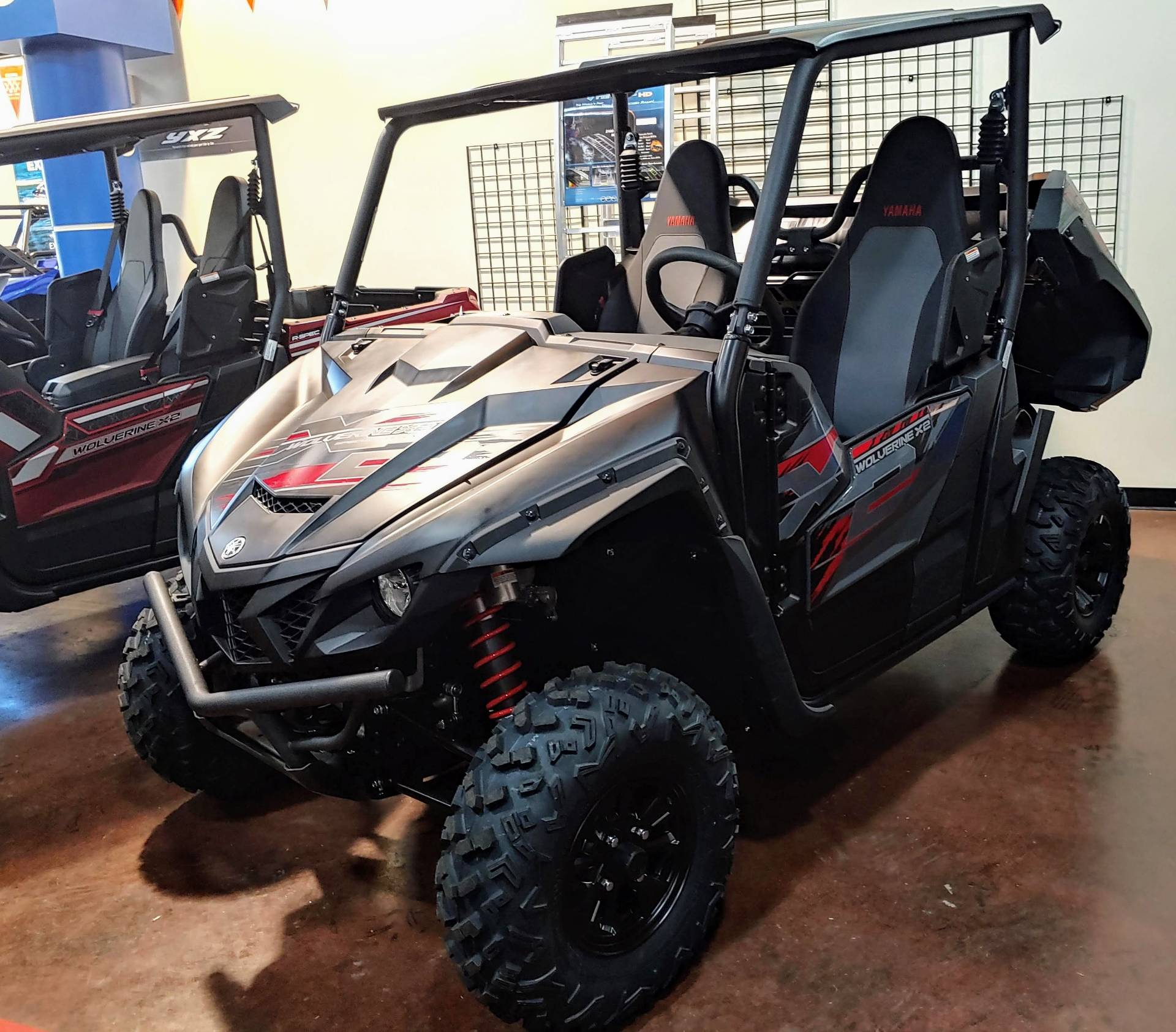 2019 Yamaha Wolverine X2 R-Spec SE in Statesville, North Carolina - Photo 1