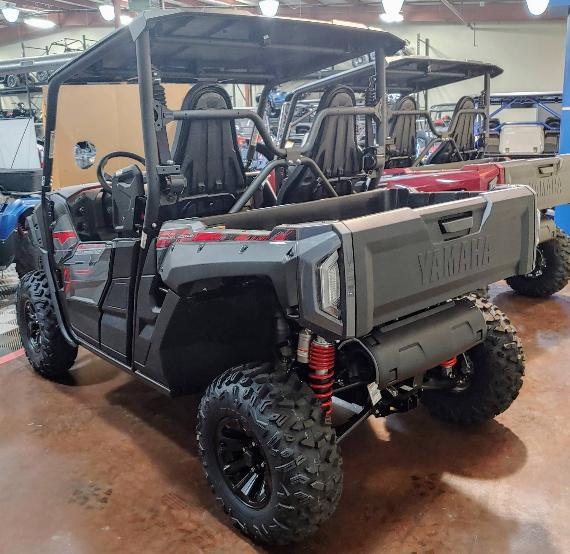 2019 Yamaha Wolverine X2 R-Spec SE in Statesville, North Carolina - Photo 2