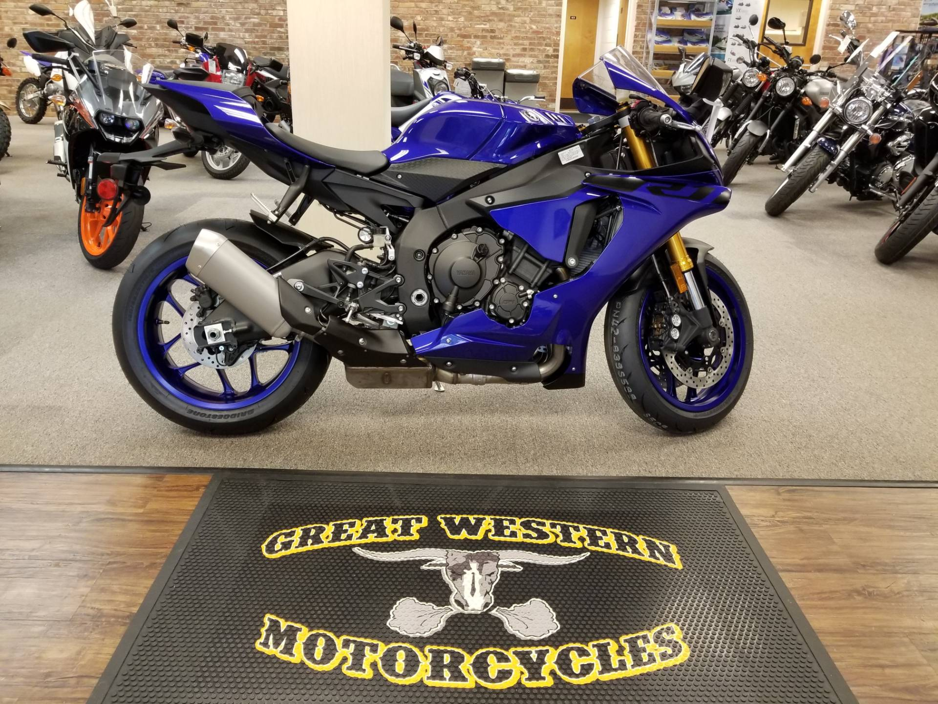 2018 Yamaha YZF-R1 in Statesville, North Carolina - Photo 1
