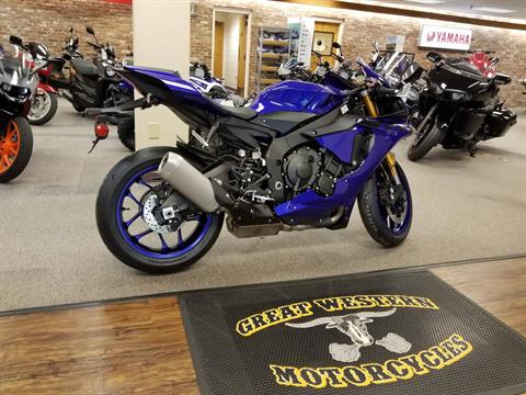 2018 Yamaha YZF-R1 in Statesville, North Carolina - Photo 3