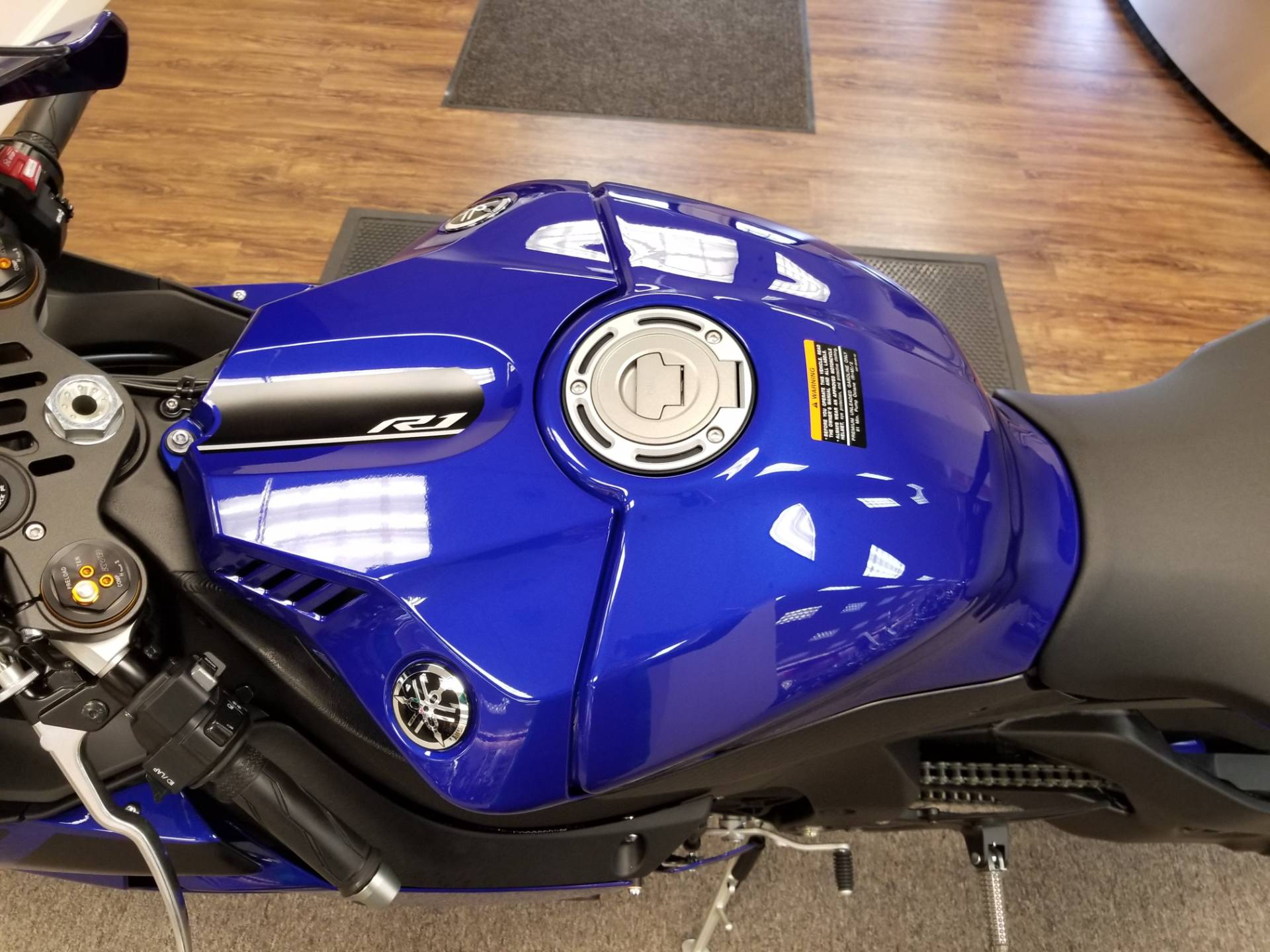 2018 Yamaha YZF-R1 in Statesville, North Carolina - Photo 13