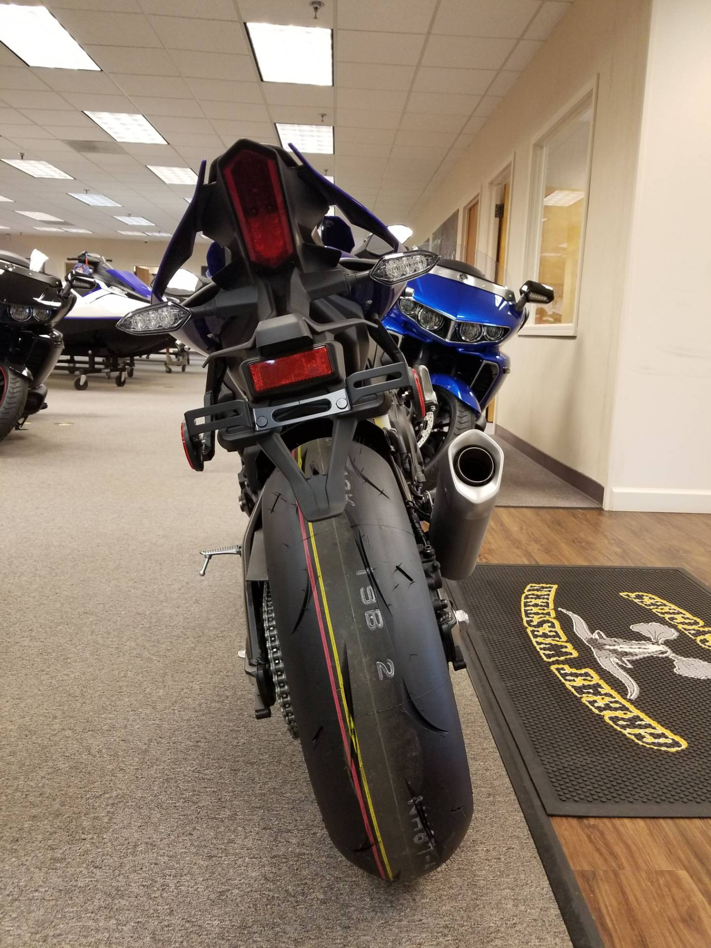 2018 Yamaha YZF-R1 in Statesville, North Carolina - Photo 7