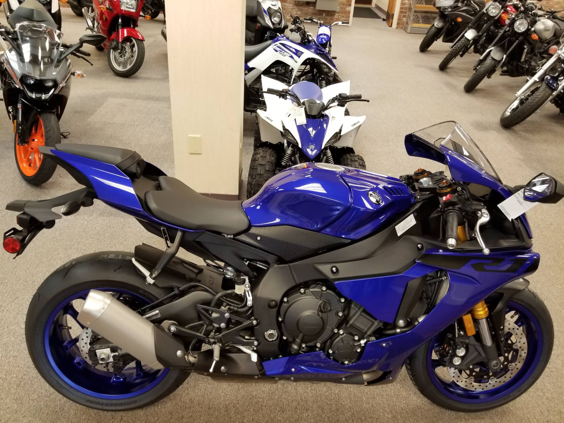 2018 Yamaha YZF-R1 in Statesville, North Carolina - Photo 15