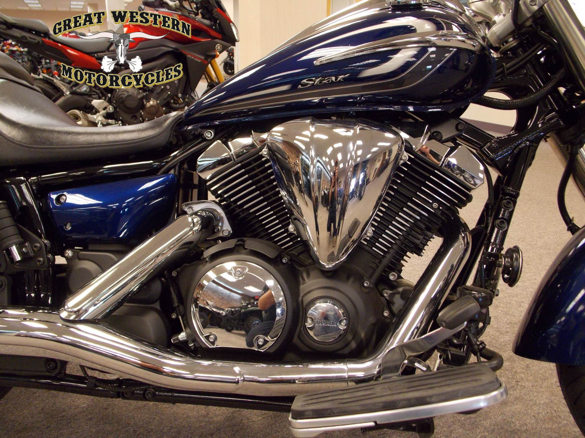 2015 Yamaha V Star 950 Tourer in Statesville, North Carolina