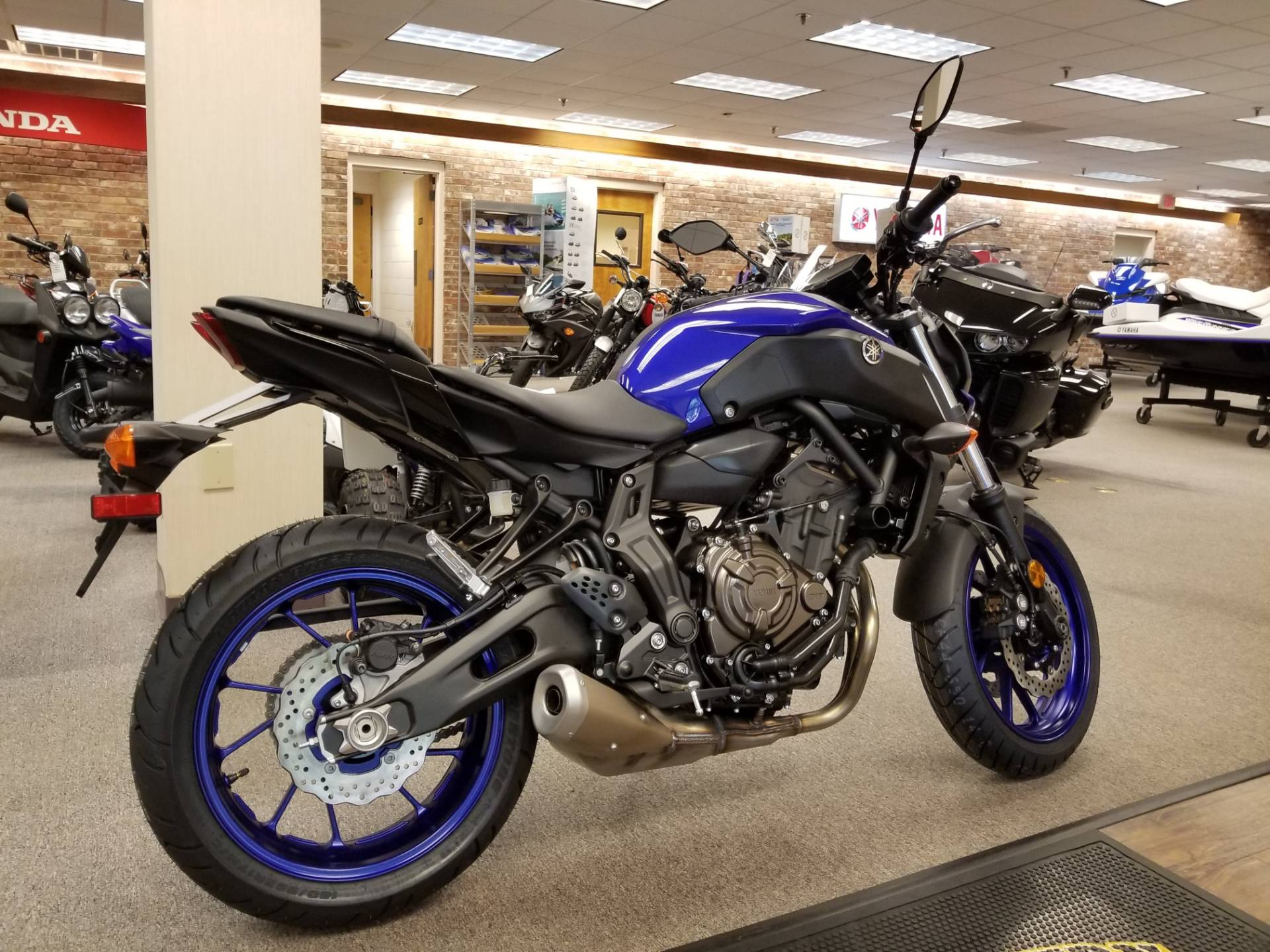 2018 Yamaha MT-07 in Statesville, North Carolina - Photo 2