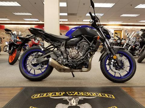 2018 Yamaha MT-07 in Statesville, North Carolina - Photo 17