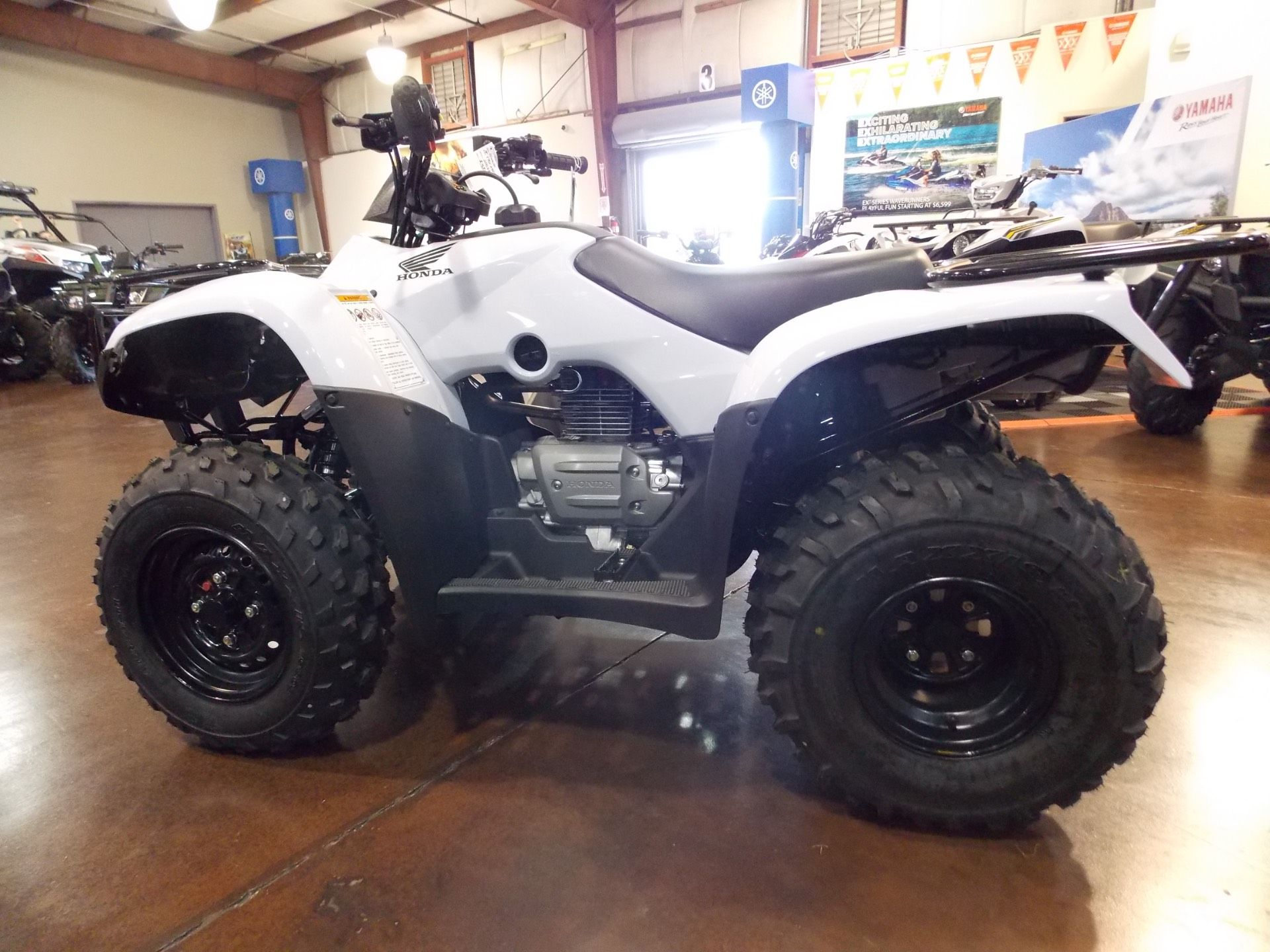 2018 Honda FourTrax Recon ES in Statesville, North Carolina