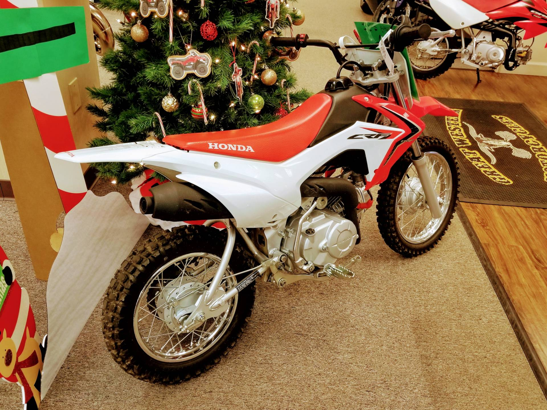 2018 Honda CRF110F in Statesville, North Carolina
