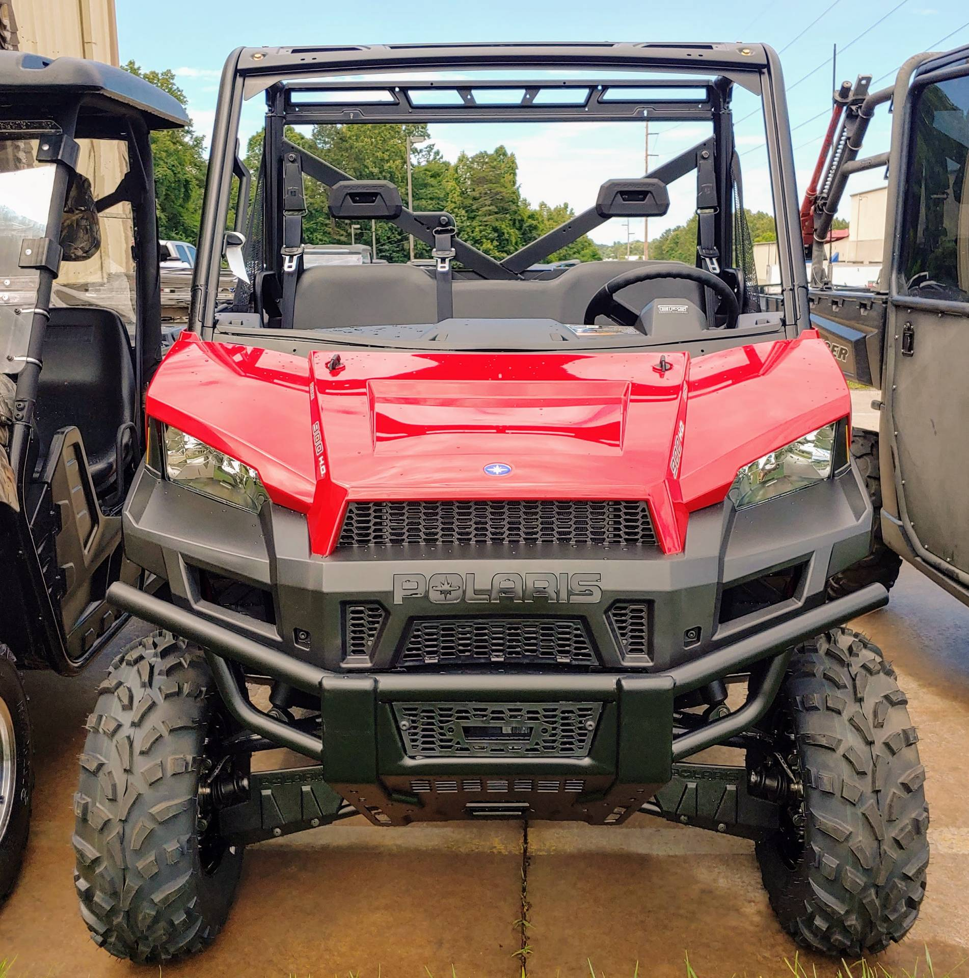 2019 Polaris Ranger XP 900 EPS in Statesville, North Carolina - Photo 3