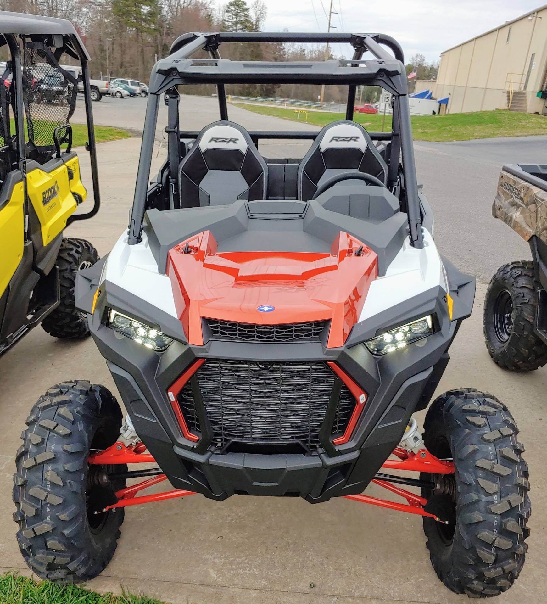 2019 Polaris RZR XP Turbo in Statesville, North Carolina - Photo 5