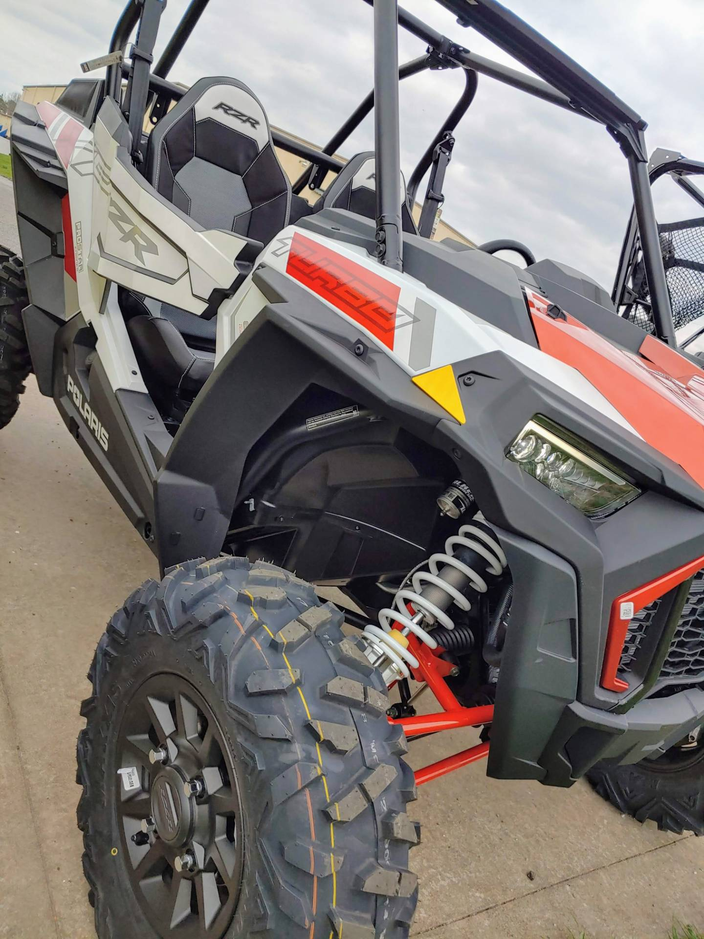 2019 Polaris RZR XP Turbo in Statesville, North Carolina - Photo 4