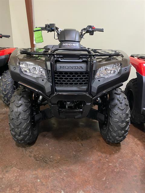 2020 Honda FourTrax Rancher 4x4 Automatic DCT IRS EPS in Statesville, North Carolina - Photo 1