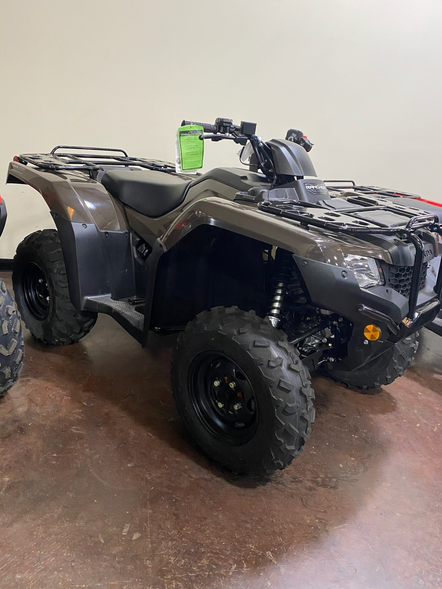 2020 Honda FourTrax Rancher 4x4 Automatic DCT IRS EPS in Statesville, North Carolina - Photo 2