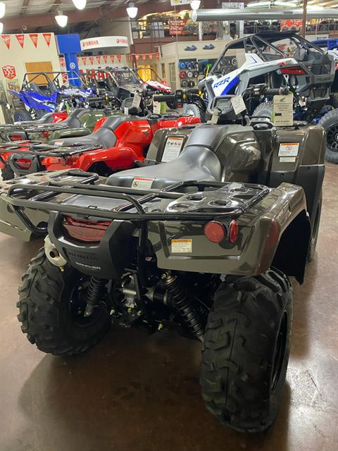2020 Honda FourTrax Rancher 4x4 Automatic DCT IRS EPS in Statesville, North Carolina - Photo 4