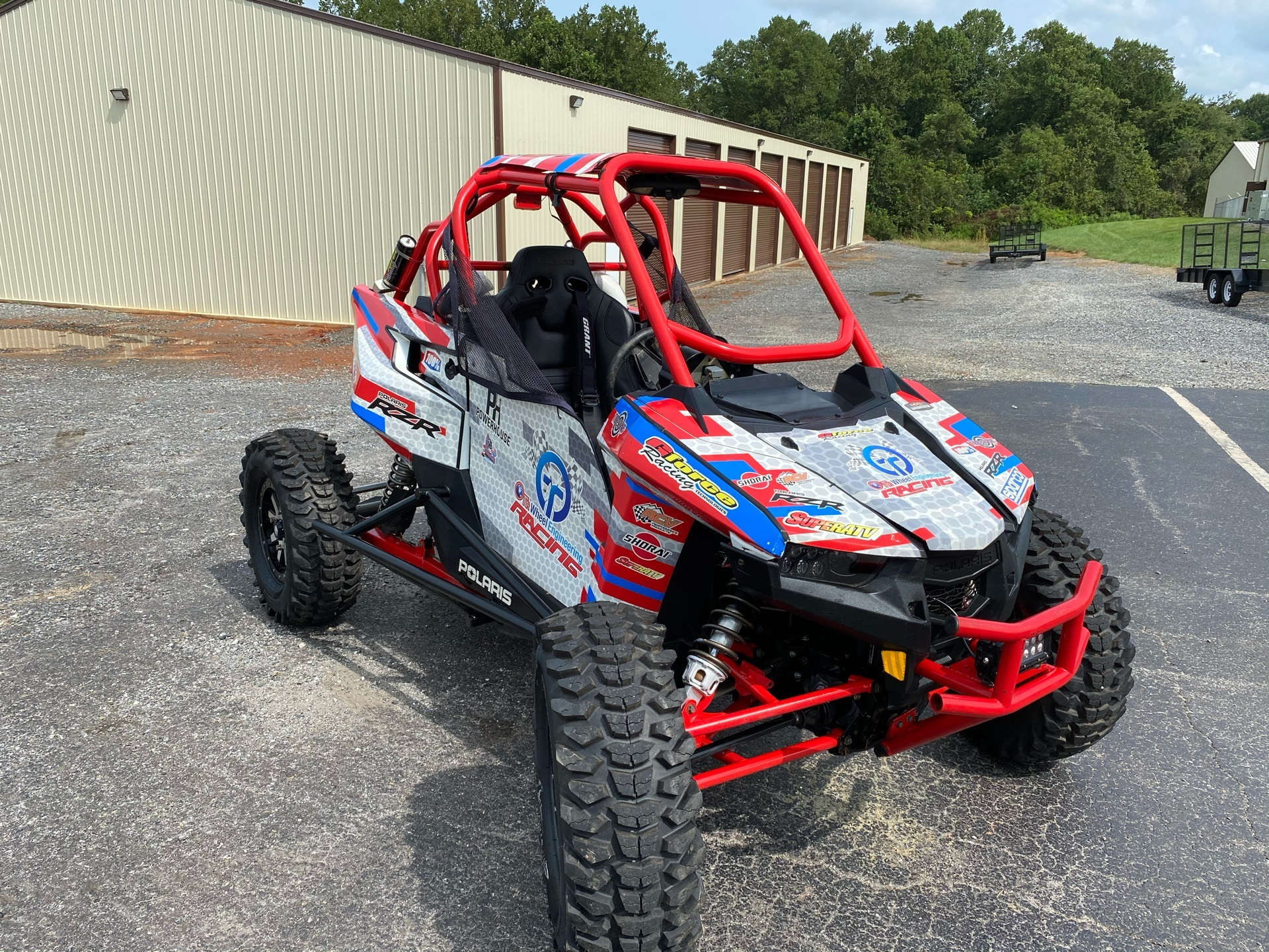 2018 Polaris RZR RS1 in Statesville, North Carolina - Photo 2