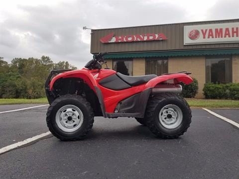 2014 Honda FourTrax® Rancher® AT IRS in Statesville, North Carolina