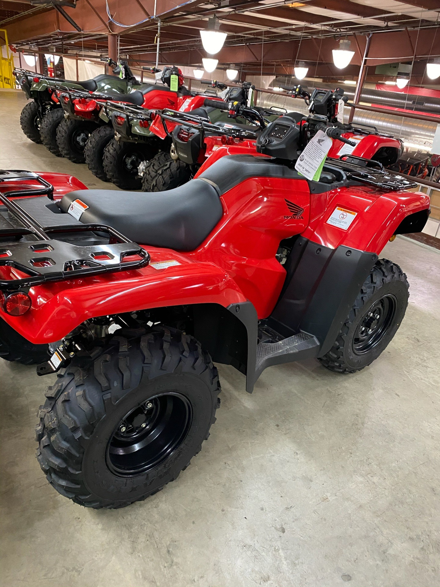 2020 Honda FourTrax Rancher in Statesville, North Carolina - Photo 2