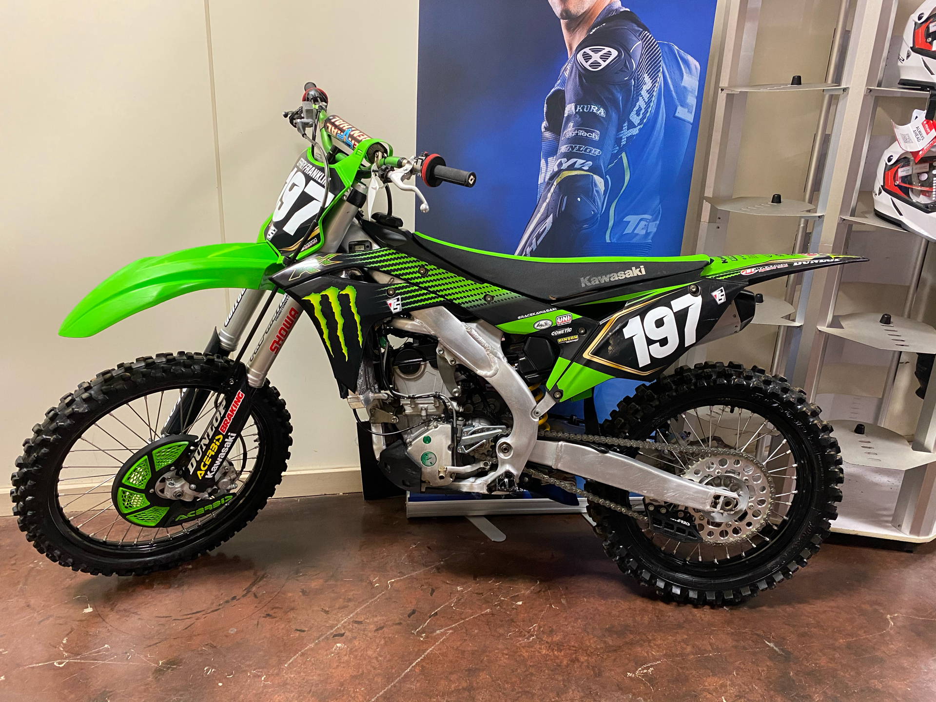 2019 Kawasaki KX 250 in Statesville, North Carolina - Photo 1
