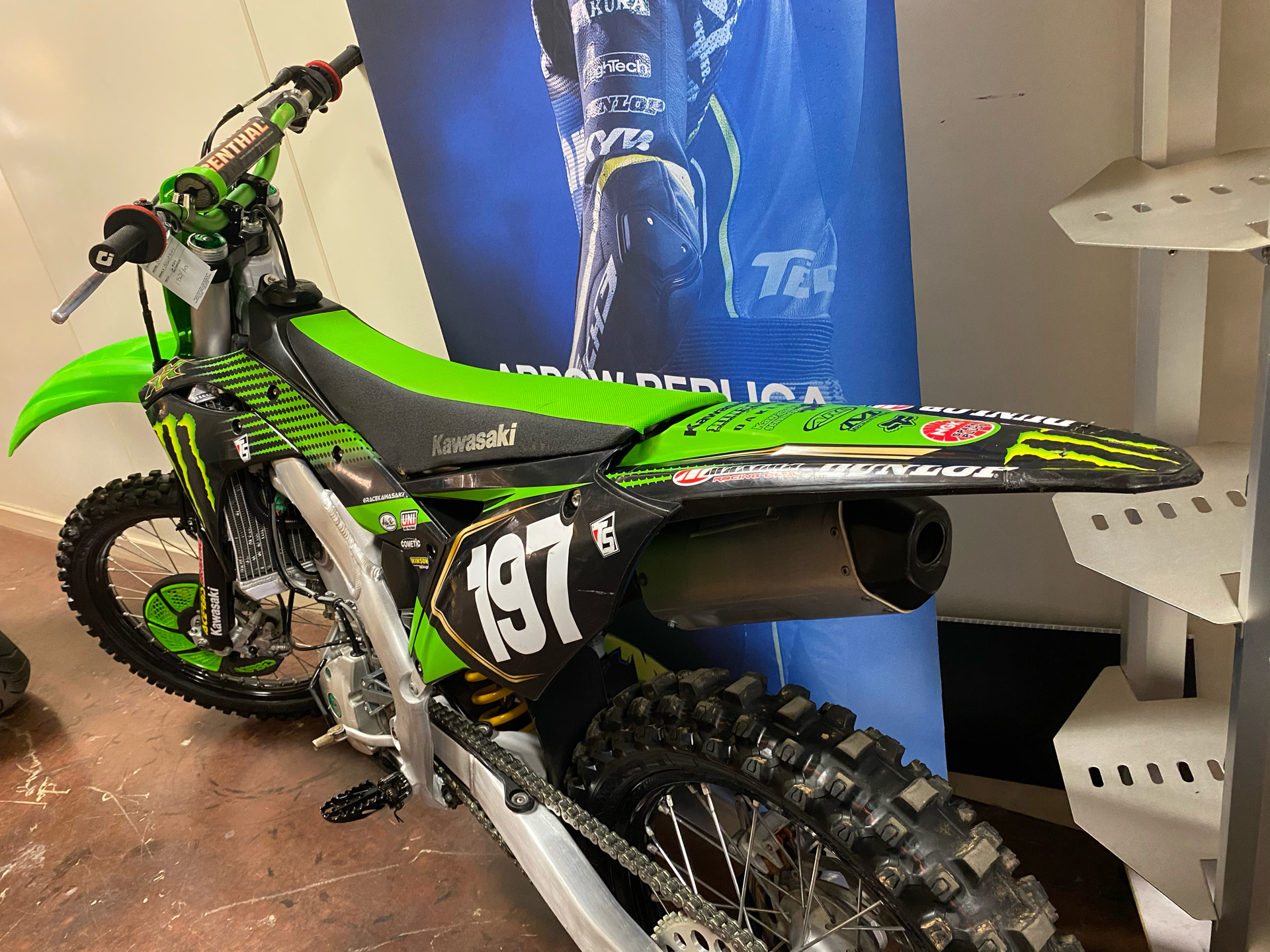 2019 Kawasaki KX 250 in Statesville, North Carolina - Photo 2