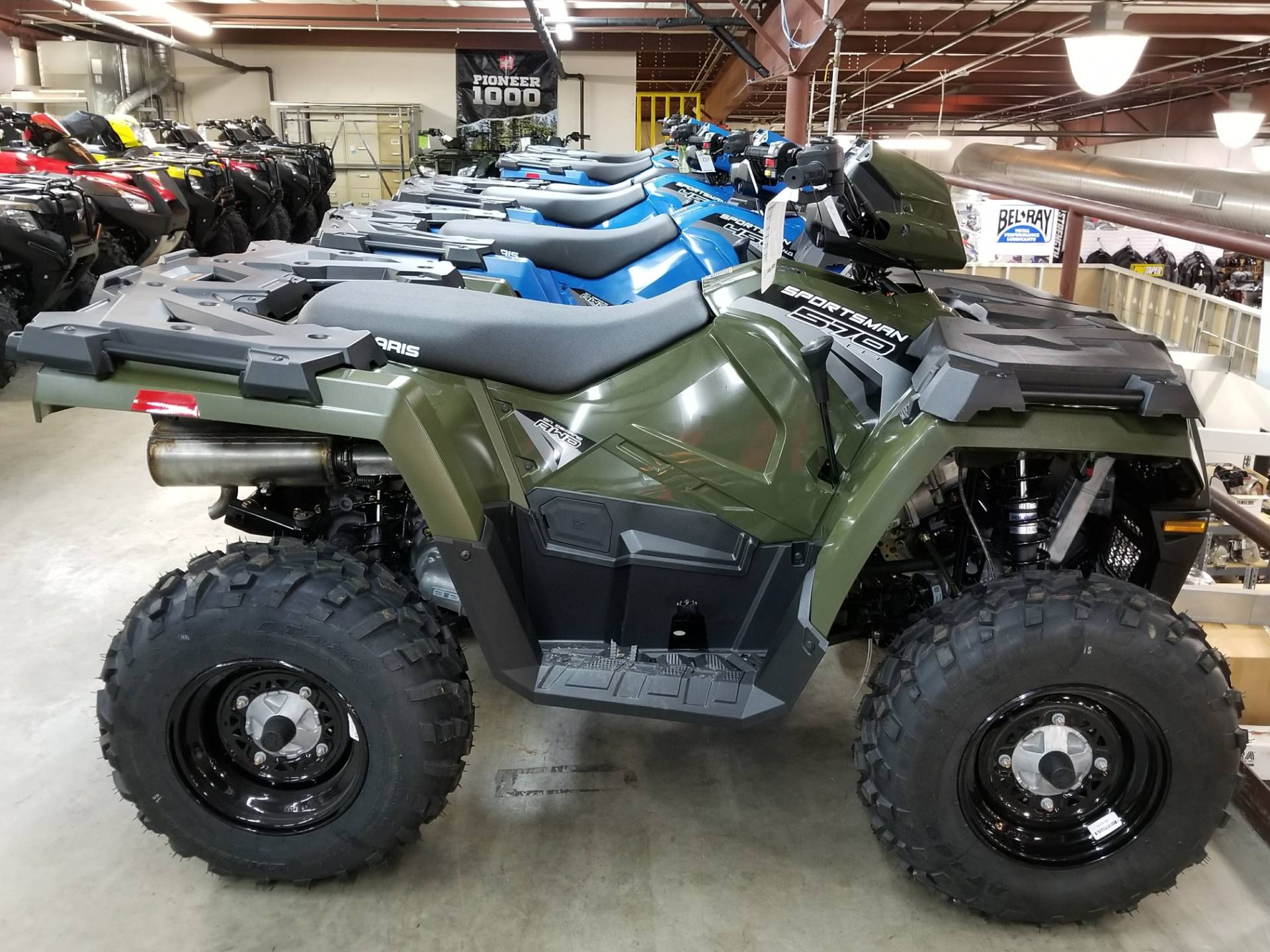 New 2018 Polaris Sportsman 570 EPS ATVs in Statesville, NC | Stock ...