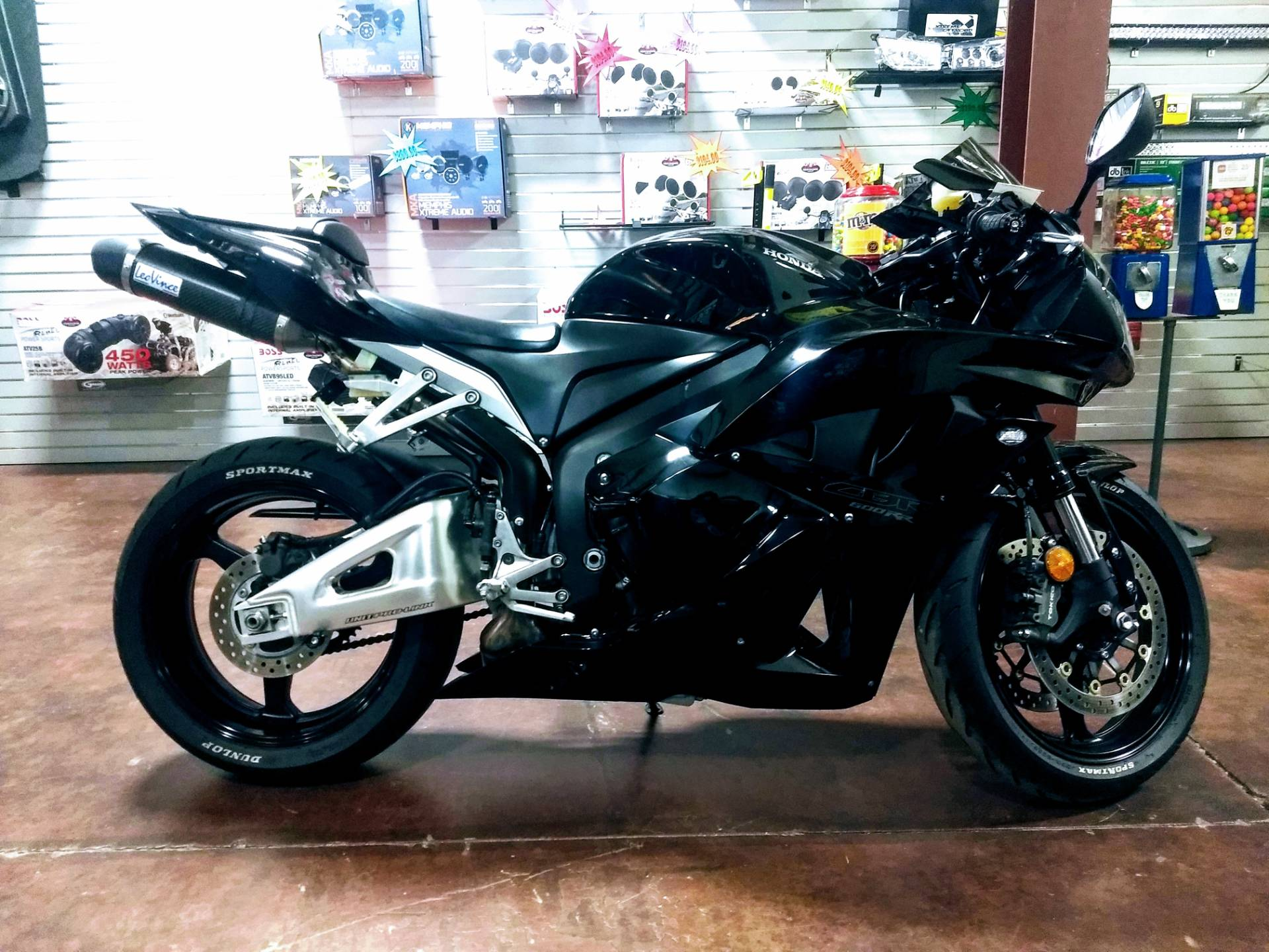 Used 2011 Honda Cbr600rr Motorcycles In Statesville Nc Stock