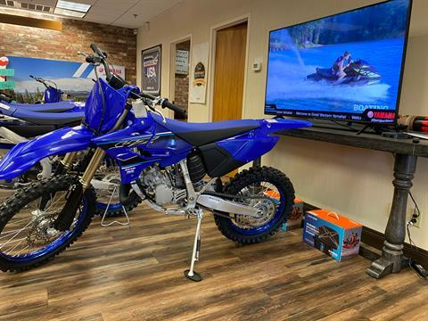 2021 Yamaha YZ125X in Statesville, North Carolina