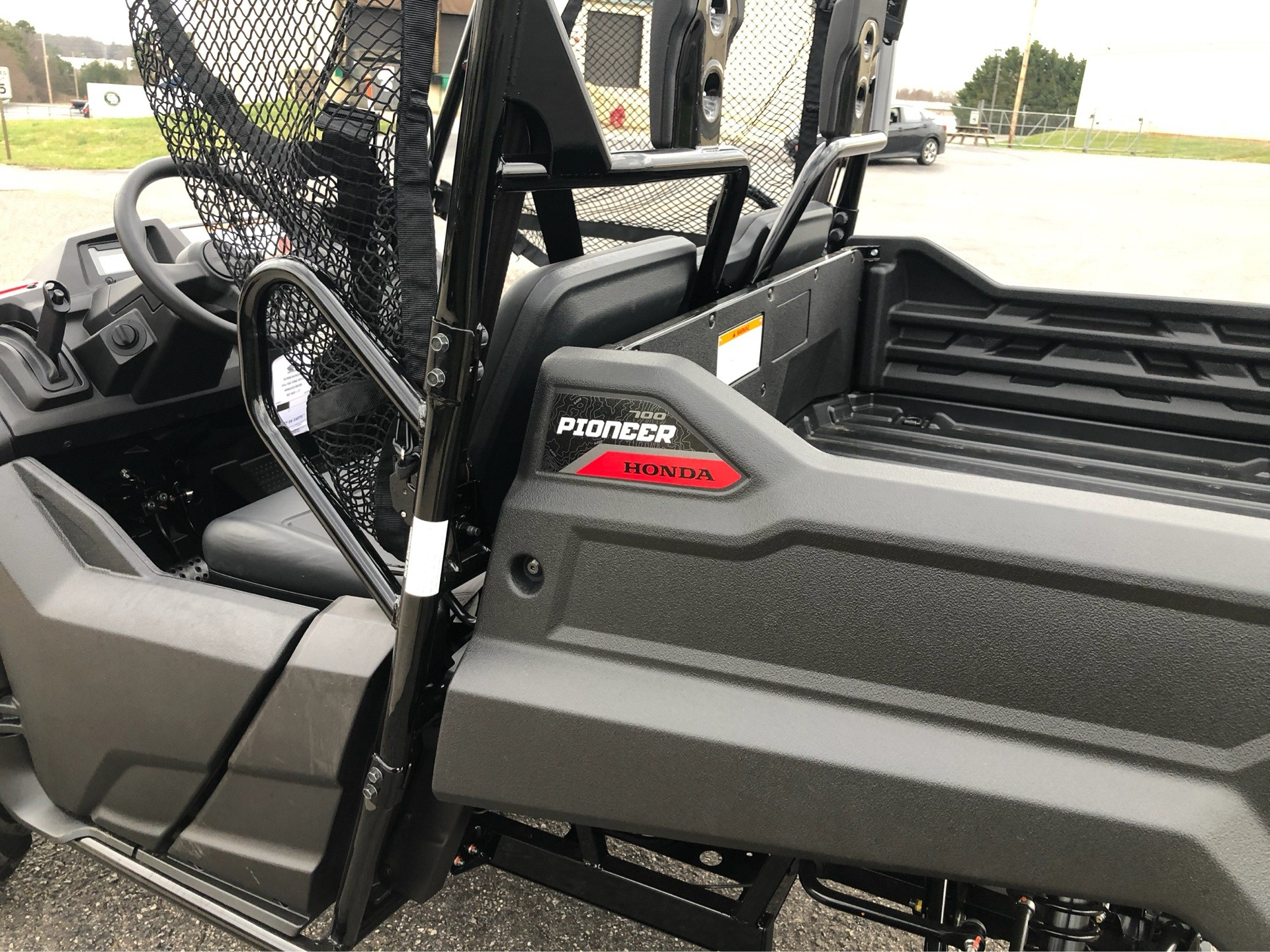 2020 Honda Pioneer 700 in Statesville, North Carolina - Photo 6