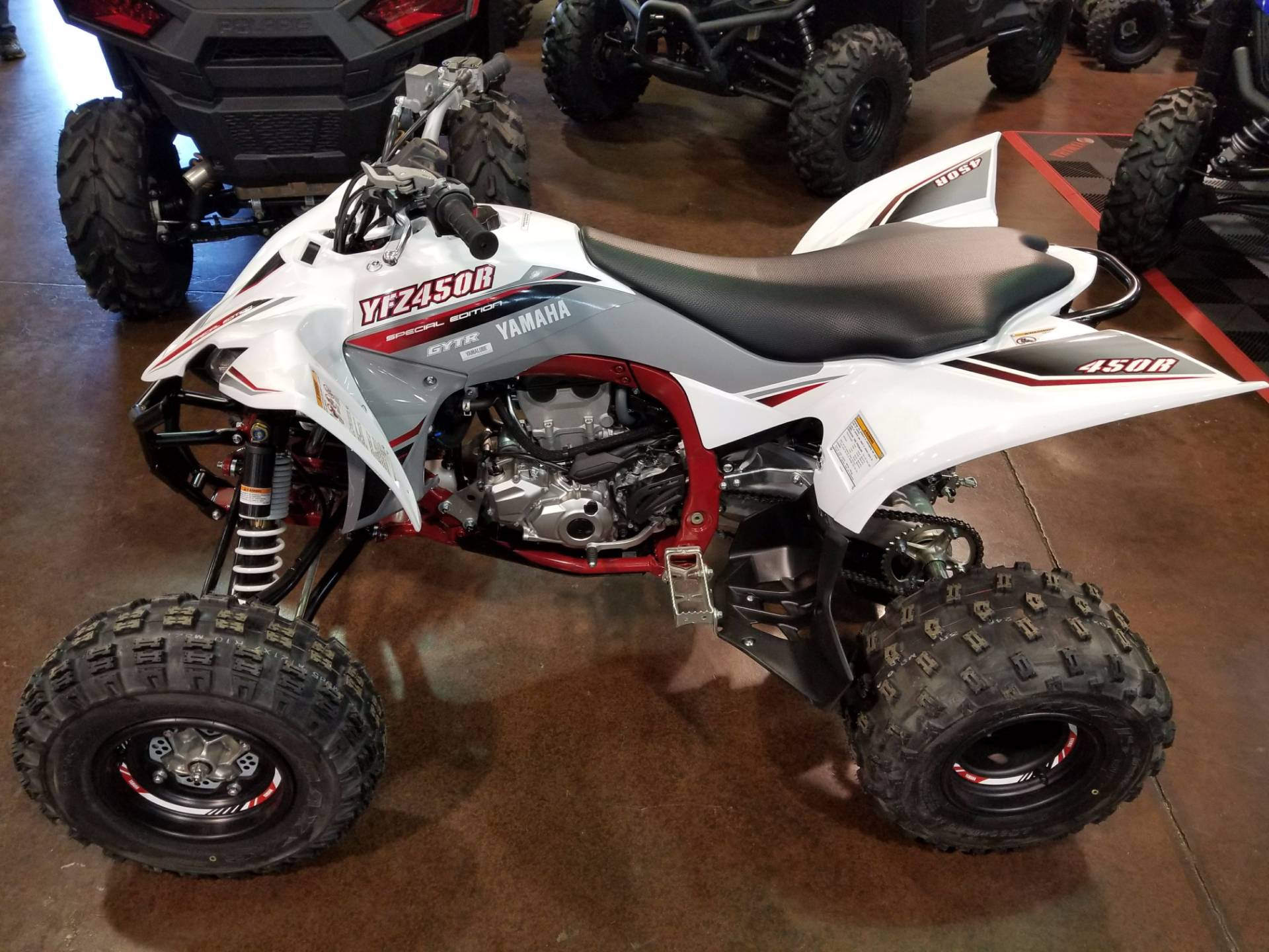 2018 Yamaha YFZ450R SE in Statesville, North Carolina - Photo 1