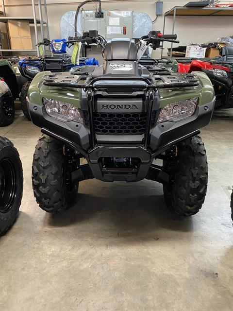 2020 Honda FourTrax Rancher 4x4 ES in Statesville, North Carolina - Photo 1