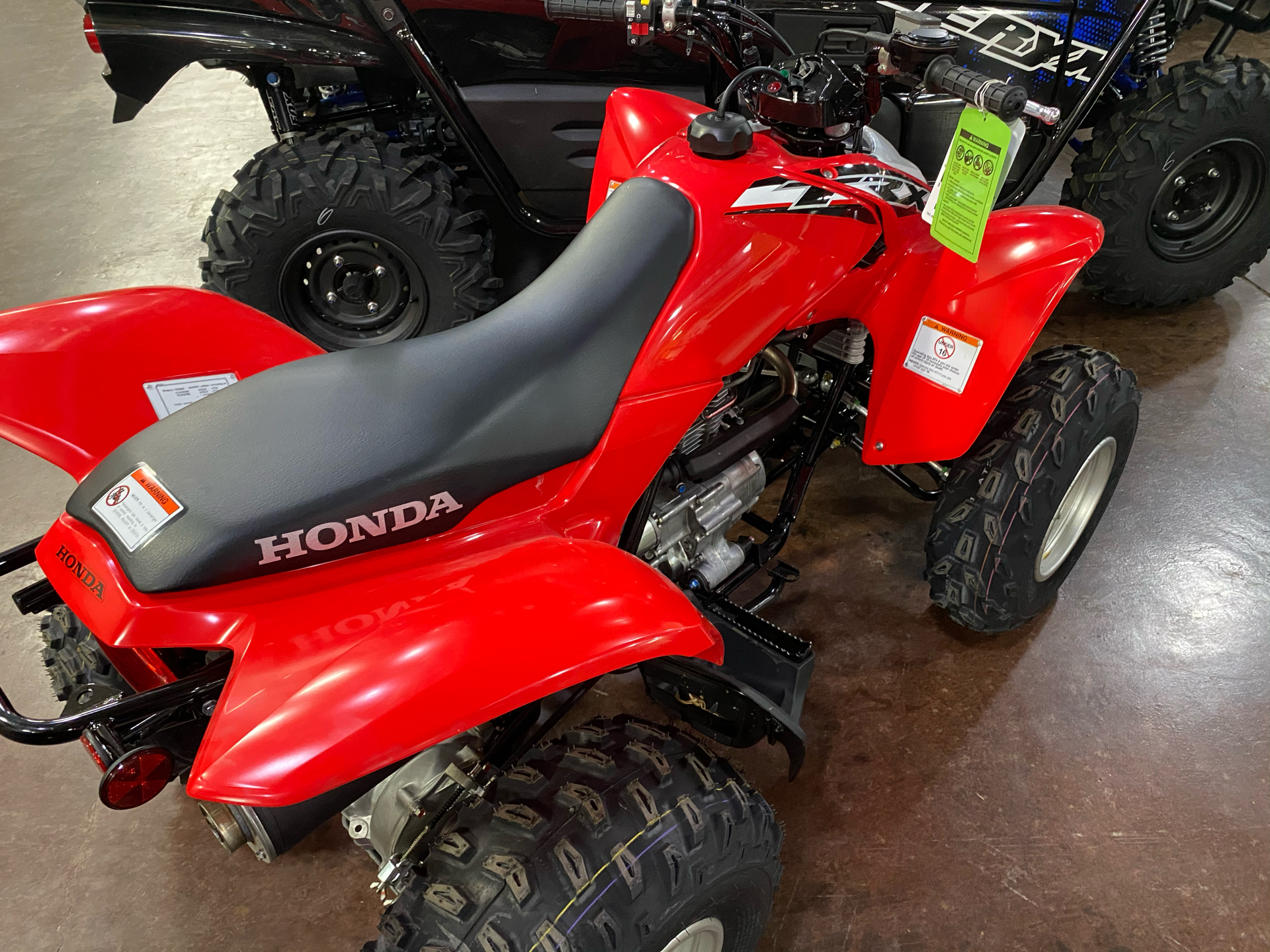 2020 Honda TRX250X in Statesville, North Carolina - Photo 2