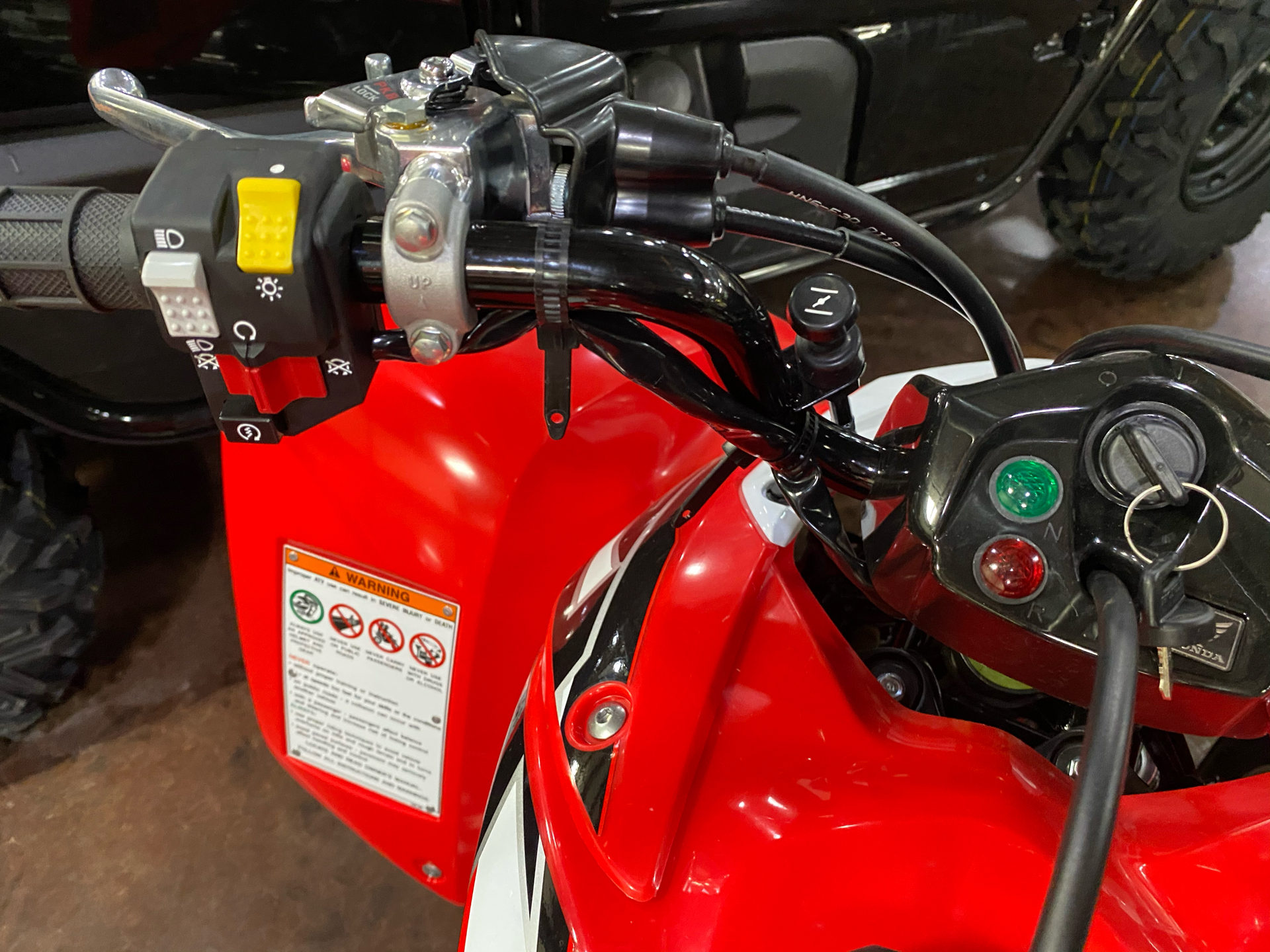 2020 Honda TRX250X in Statesville, North Carolina - Photo 6