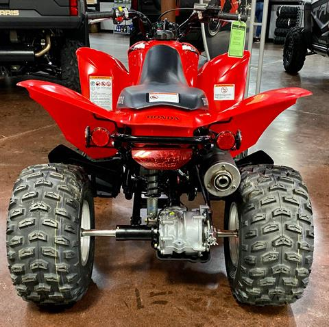 2020 Honda TRX250X in Statesville, North Carolina - Photo 4
