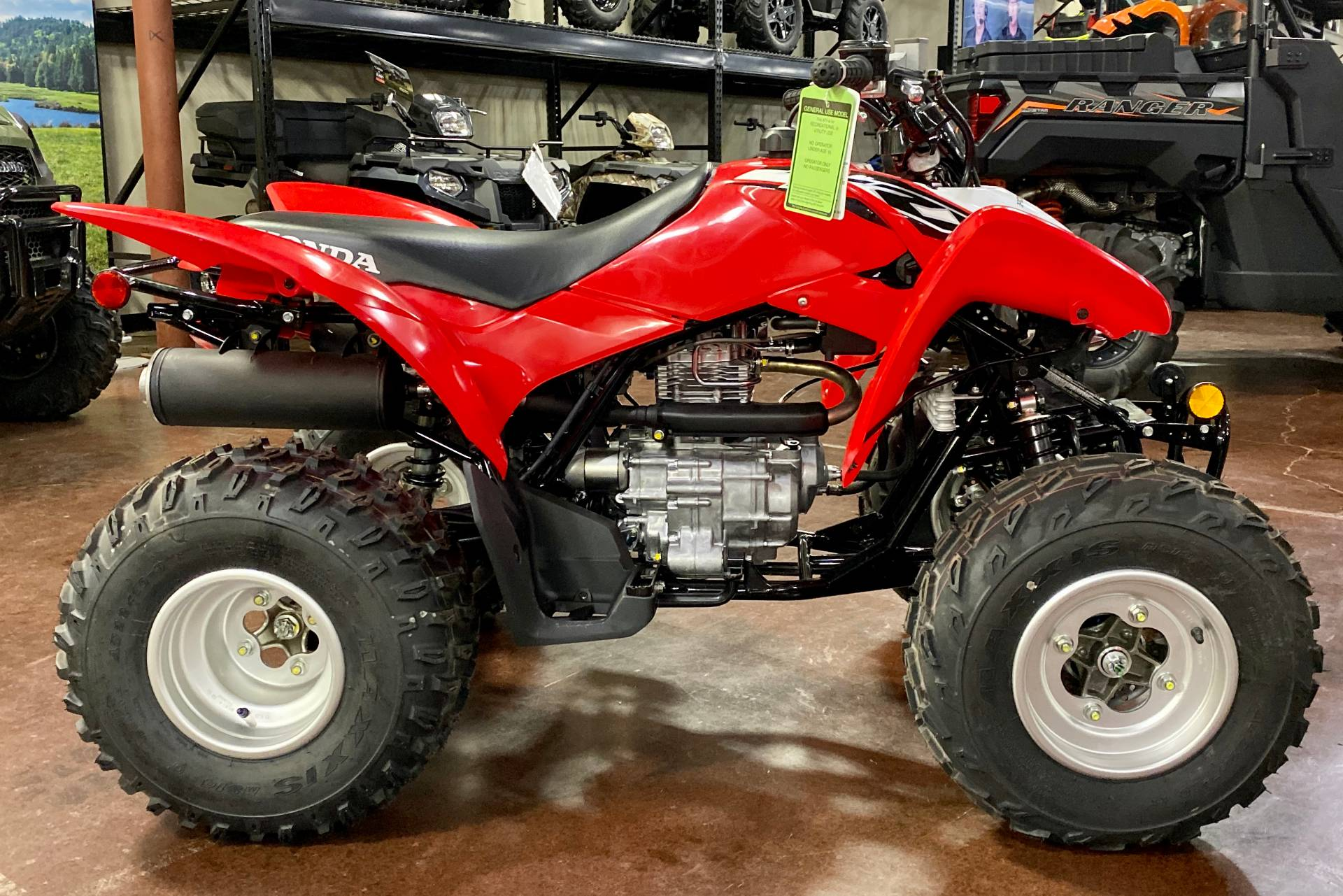 2020 Honda TRX250X in Statesville, North Carolina - Photo 5