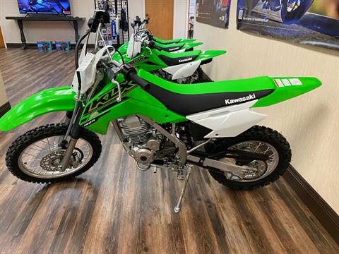 2021 Kawasaki KLX 140R in Statesville, North Carolina - Photo 1