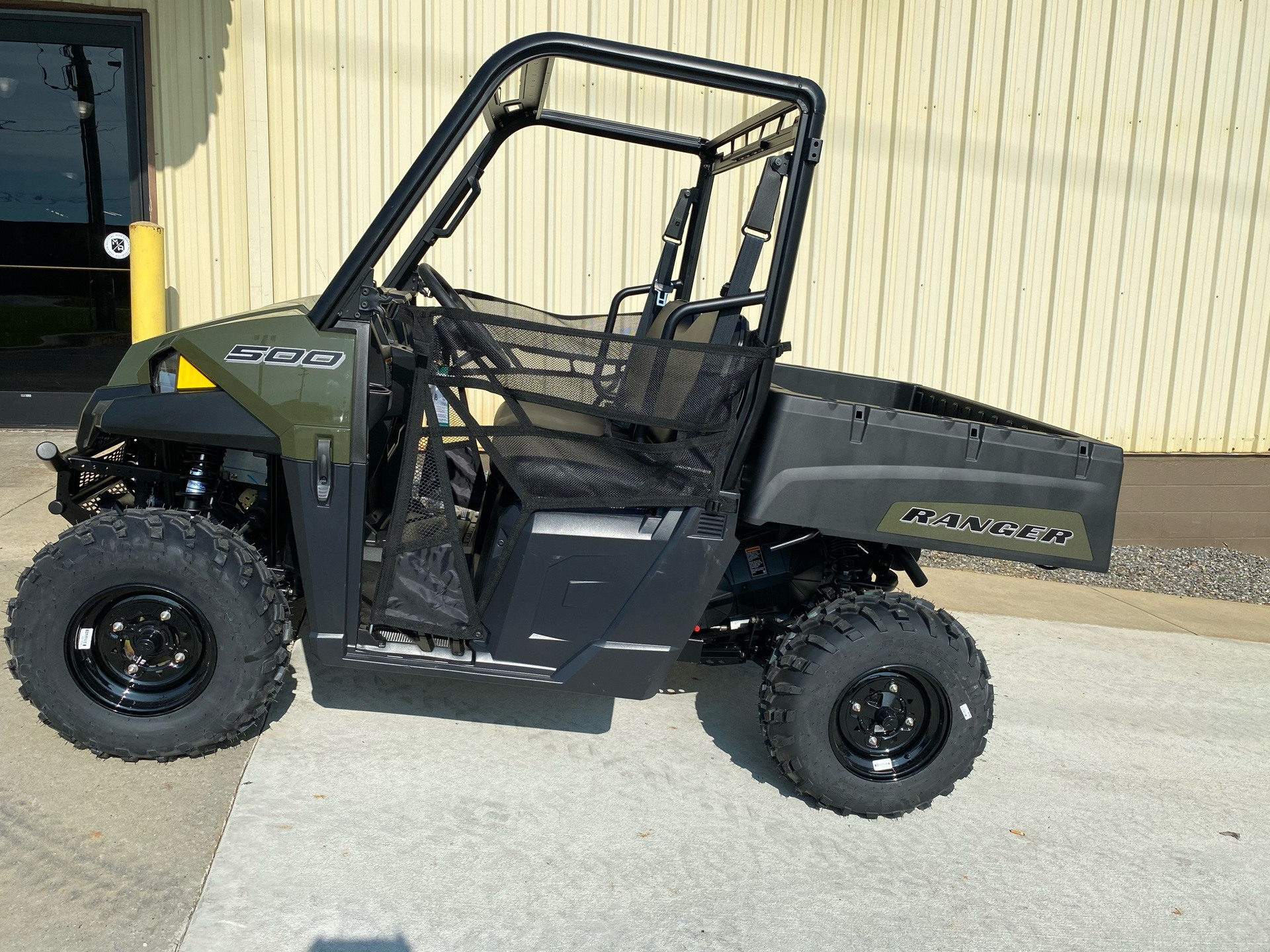2021 Polaris Ranger 500 in Statesville, North Carolina - Photo 1