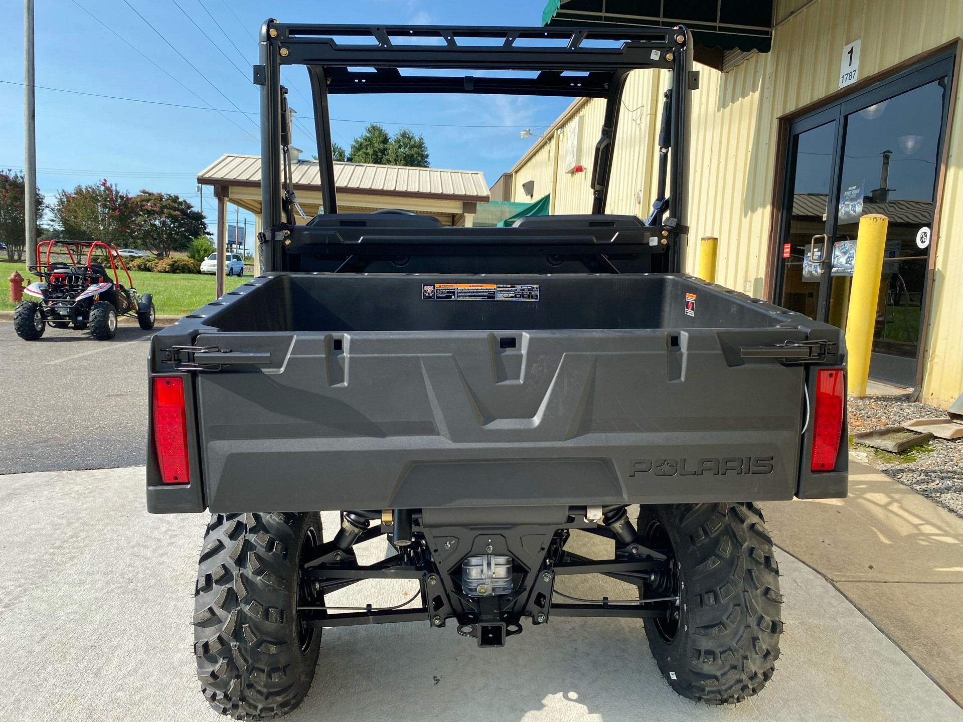 2021 Polaris Ranger 500 in Statesville, North Carolina - Photo 3