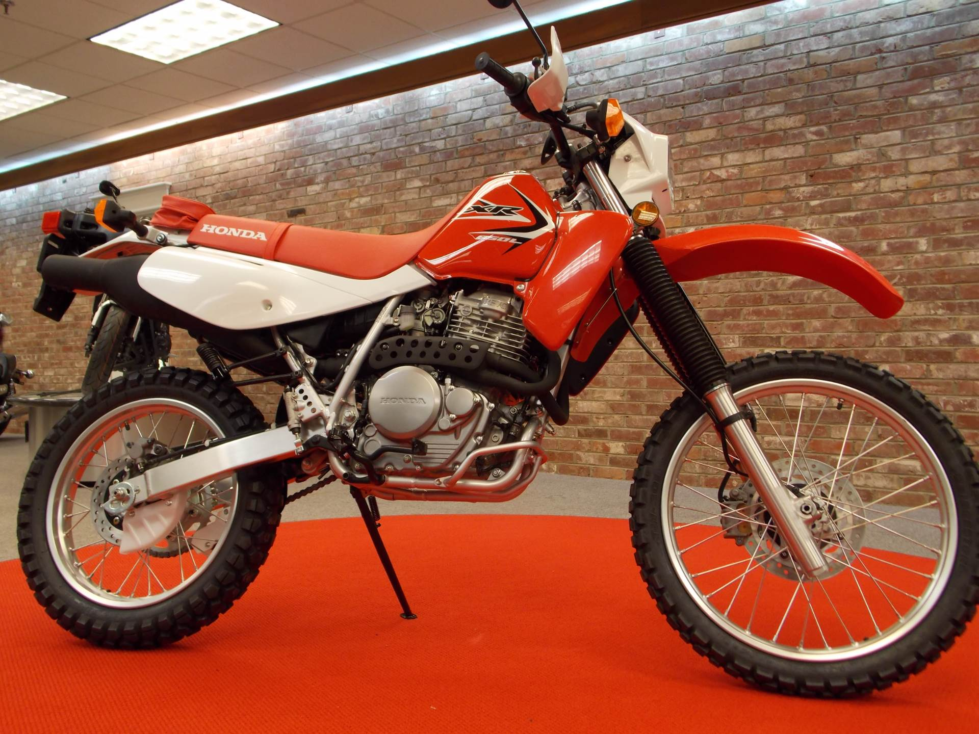 new 2017 honda xr650l motorcycles in statesville, nc | stock