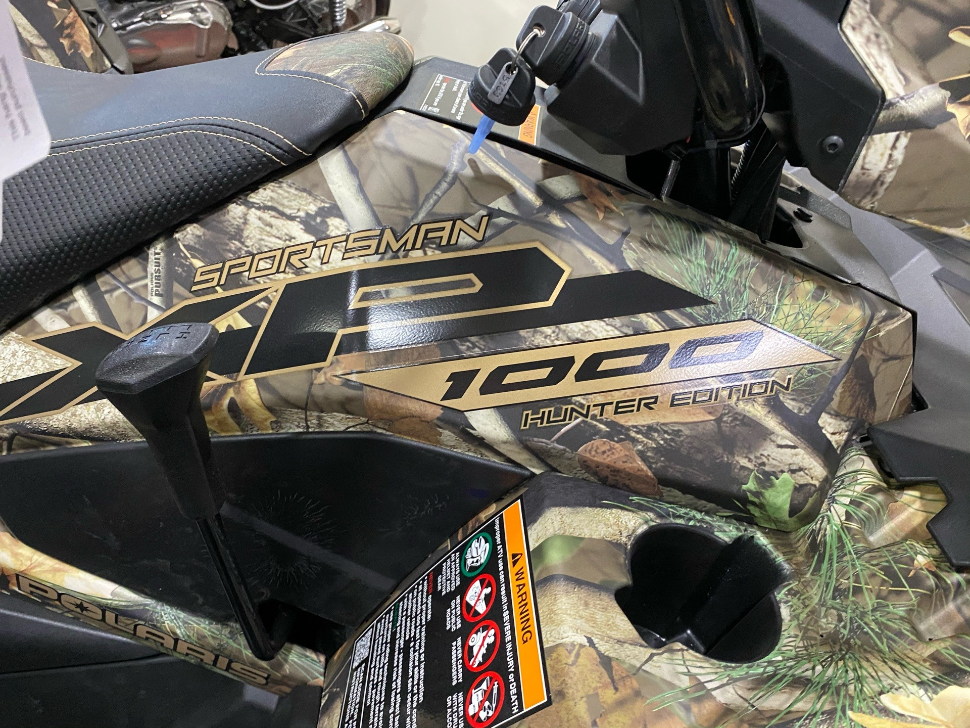2021 Polaris Sportsman XP 1000 Hunt Edition in Statesville, North Carolina - Photo 3