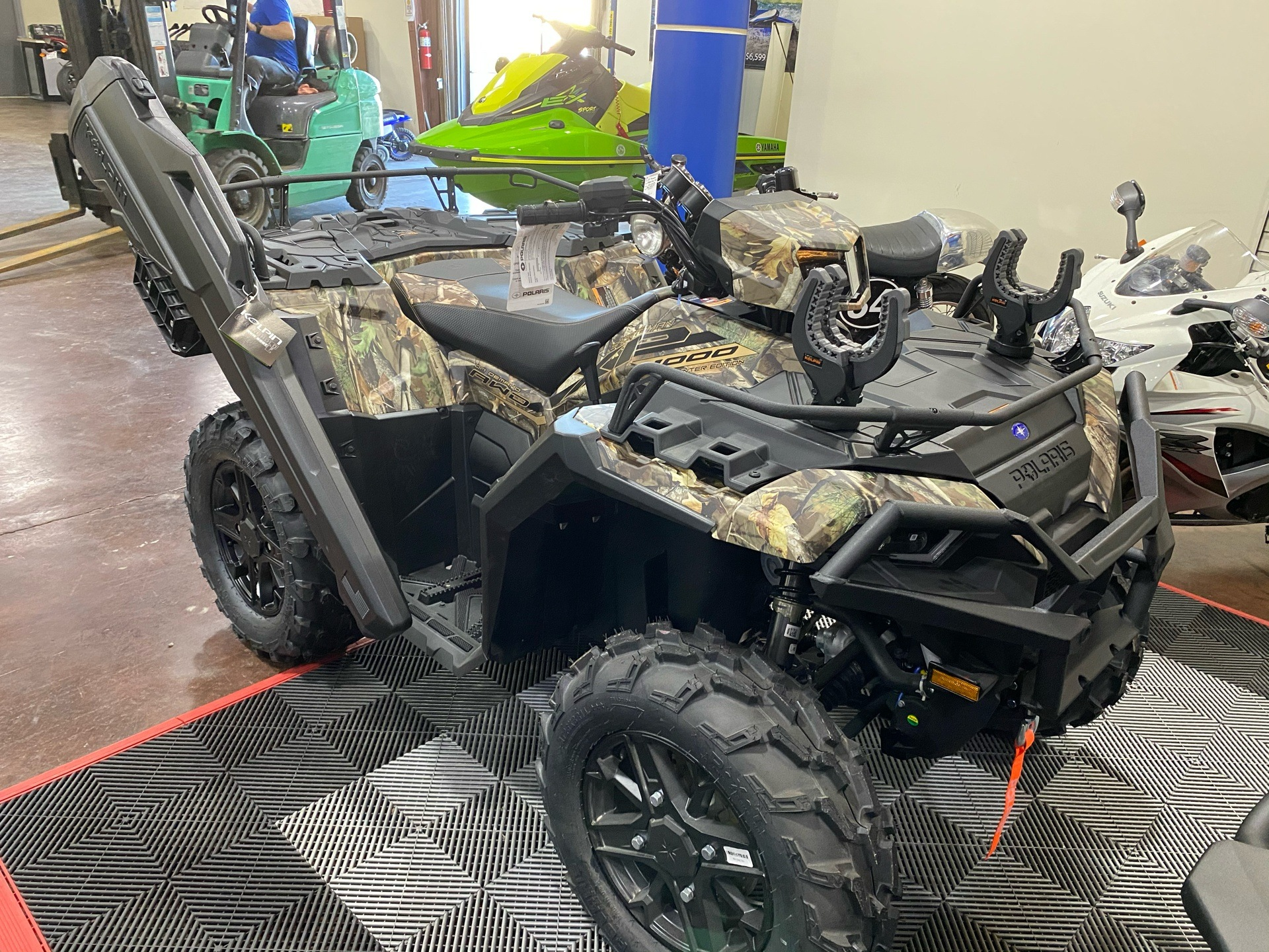 2021 Polaris Sportsman XP 1000 Hunt Edition in Statesville, North Carolina - Photo 4