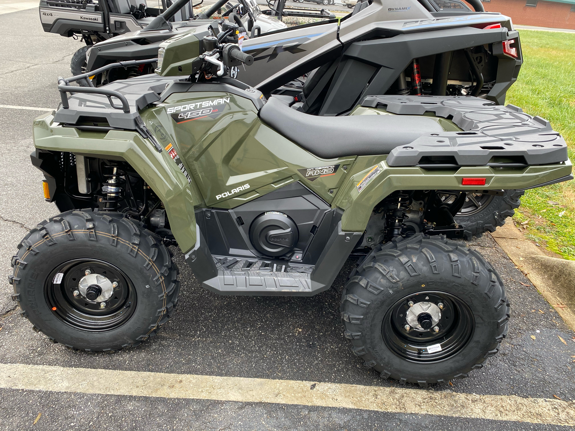2021 Polaris Sportsman 450 H.O. in Statesville, North Carolina - Photo 1